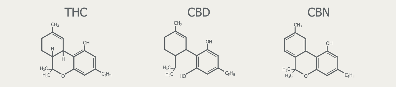Cannabis Chemical Compounds